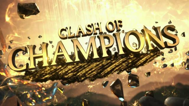 Wwe Clash Of Champions 2017 Results Wwe Ppv Event