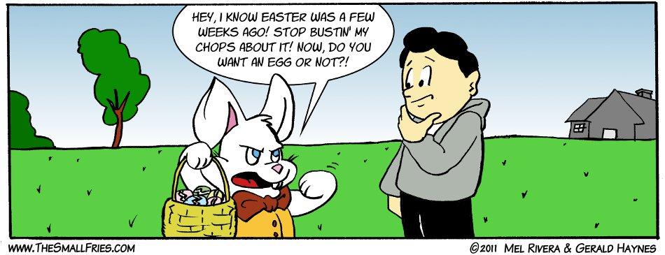 Late Bunny