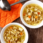 Leftover Turkey Noodle Soup | The Small Town Foodie