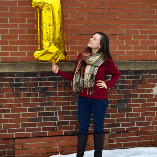 The Small Town Foodie's First Birthday + Happy New Year!