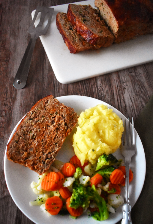 Turkey Meatloaf | The Small Town Foodie