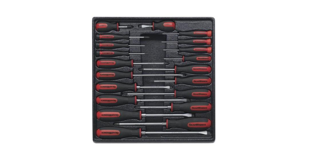 GearWrench 20 Piece Master Screwdriver Set