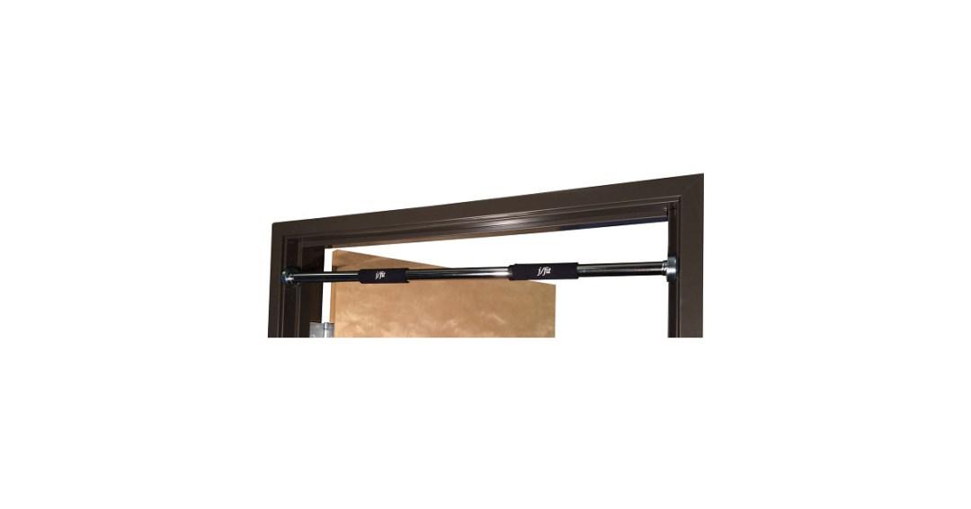 JFit Deluxe Doorway Pull-Up Bar