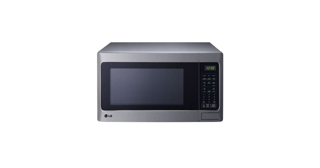 LG LCRT1513ST Countertop Microwave Oven