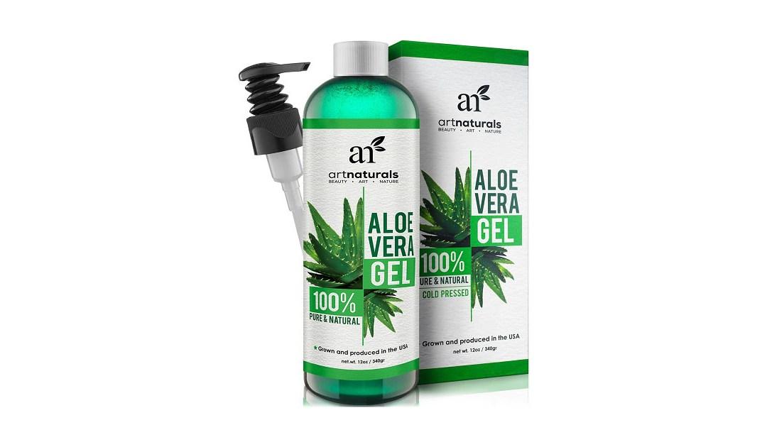The Best Aloe Vera Gel