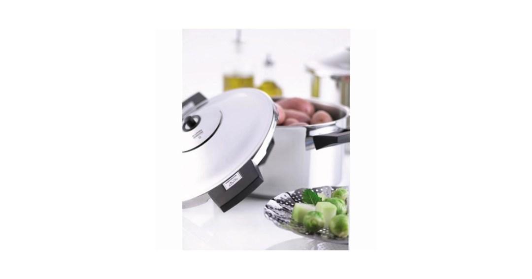 Kuhn Rikon Stainless-Steel Pressure Cooker Gold Pick