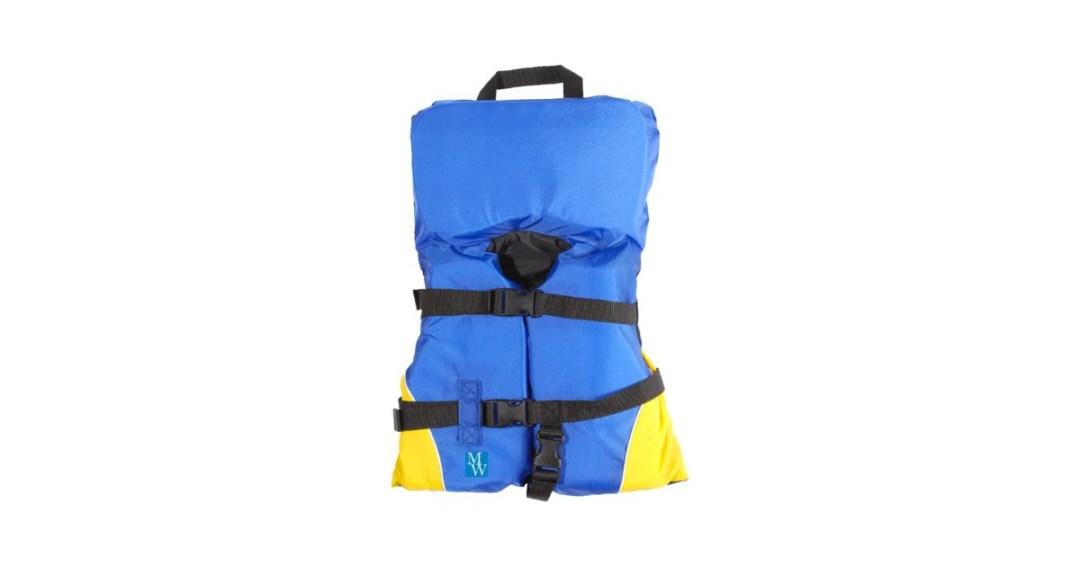 MW Infant Heads Up Life Jacket Vest PFD