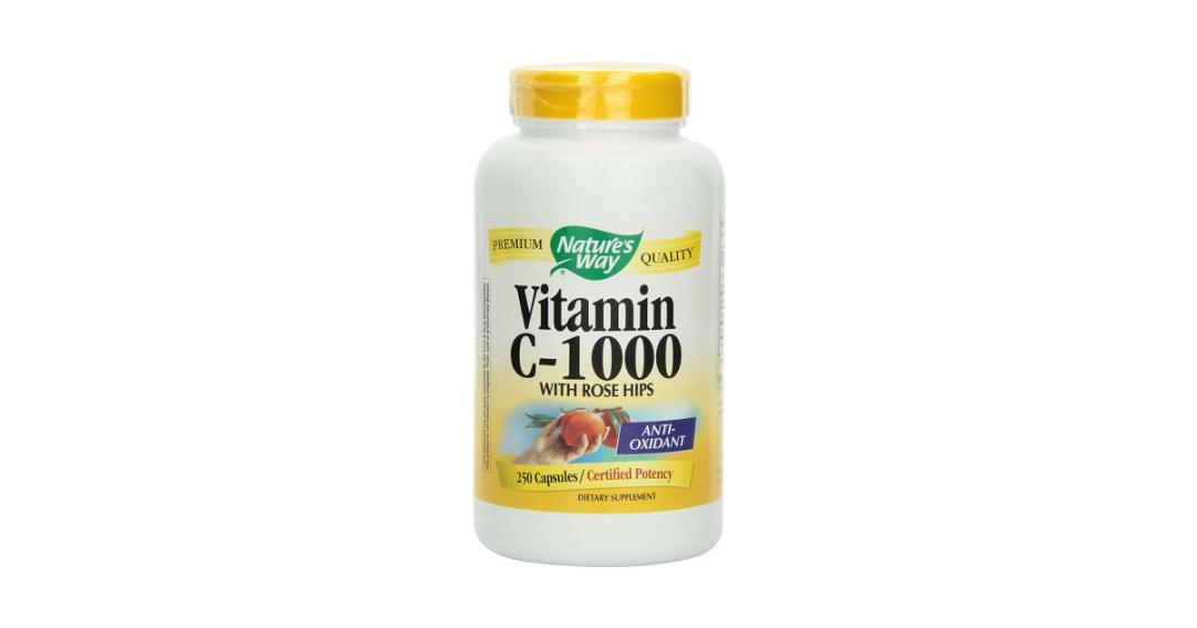 Nature's Way Vitamin C 1000