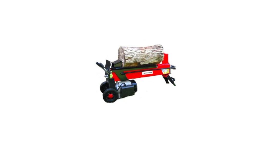 Powerhouse XM-380 7-Ton Electric Hydraulic Log Splitter