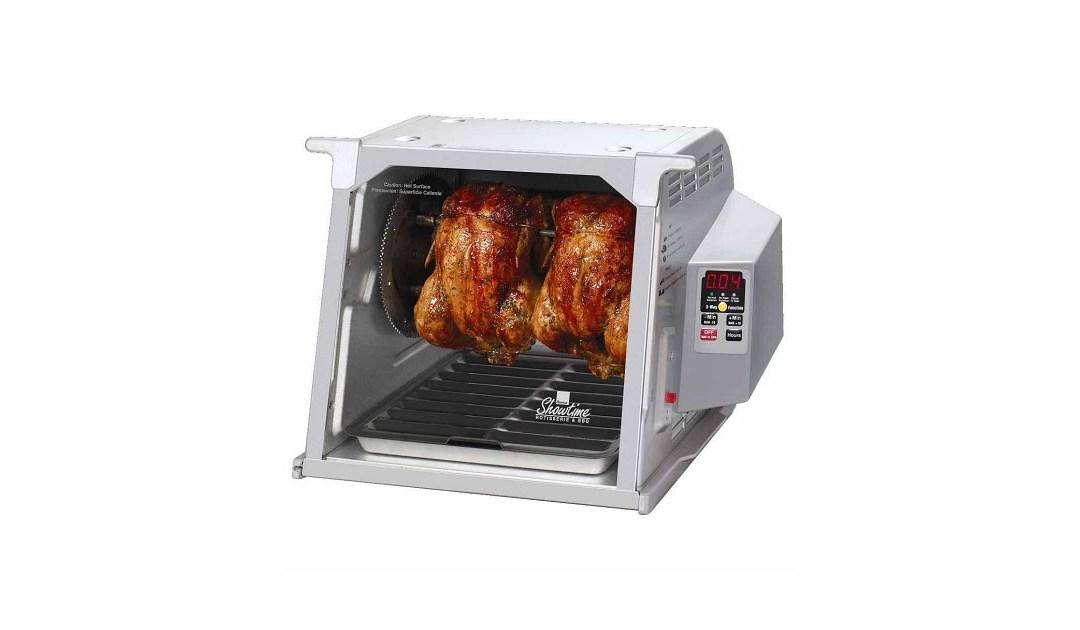 The Best Rotisserie Oven