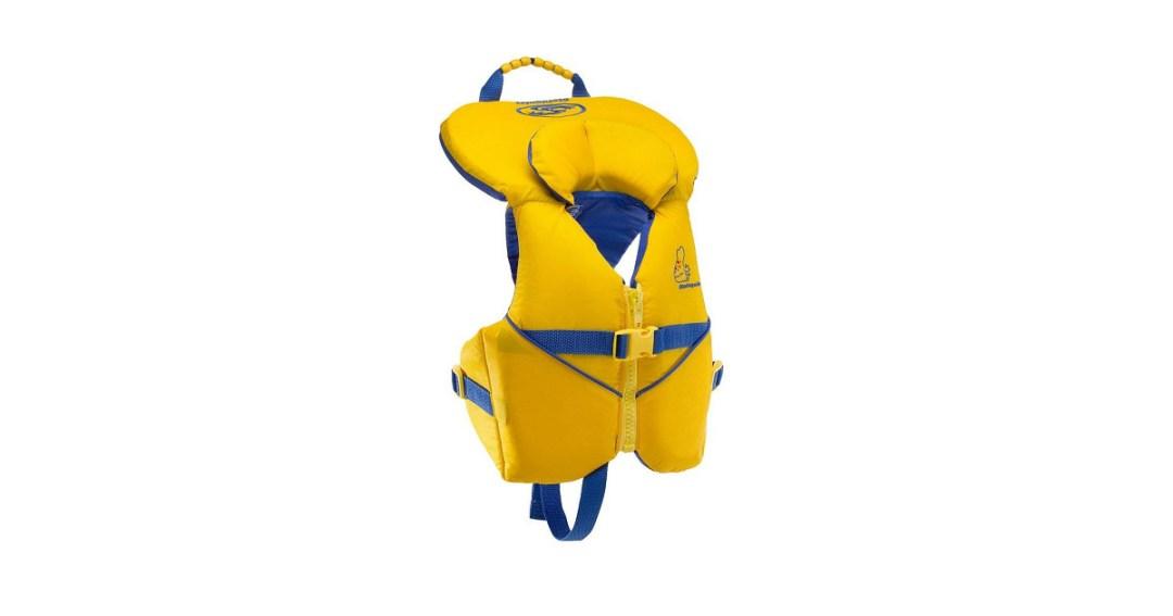 Stohlquist Unisex Infant/Toddler Nemo Infant Life Jacket, Best Infant Life Jacket