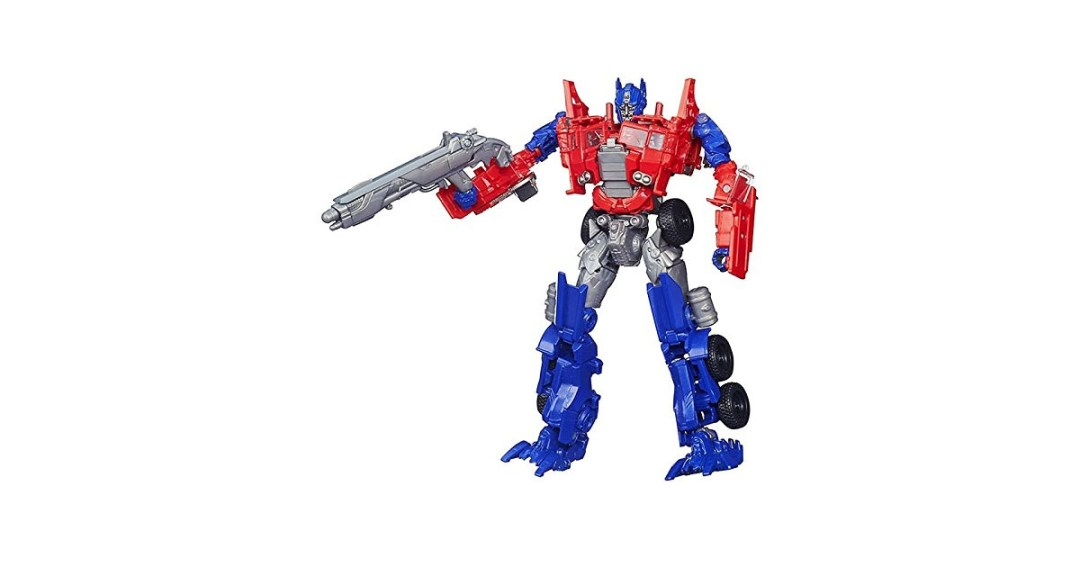 Transformers Age of Extinction Voyager Class Evasion Mode Optimus Prime