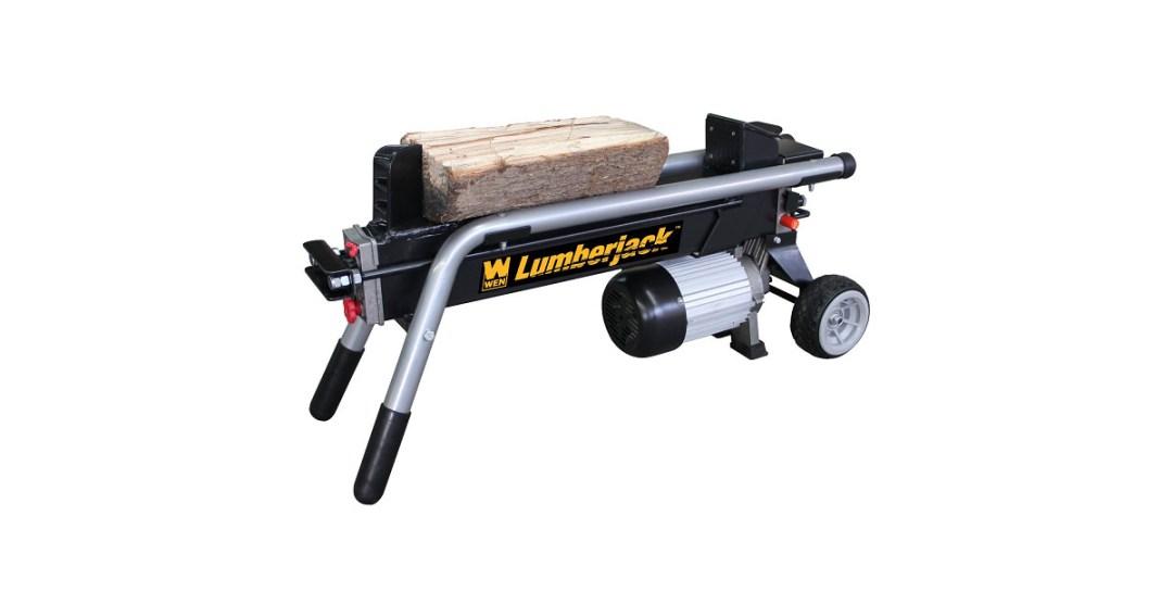 WEN 6-Ton Electric Log Splitter