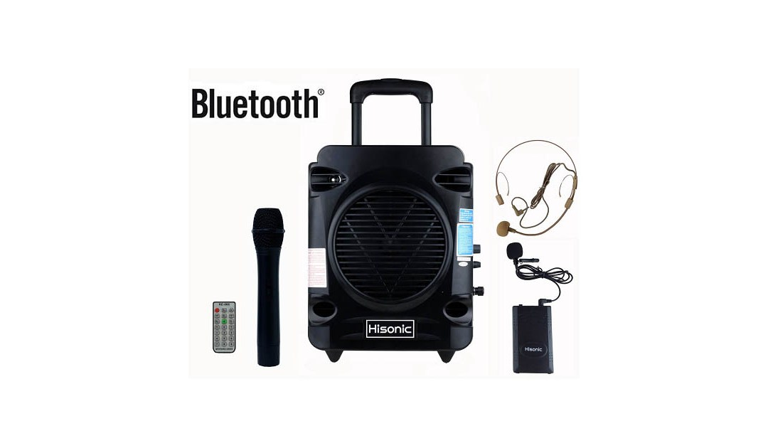 The Best Portable PA System