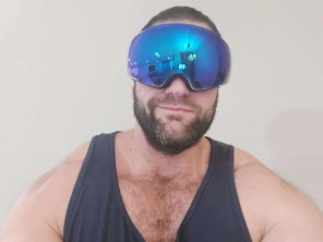 male outdoor master goggle