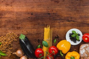 organic fruits vegs