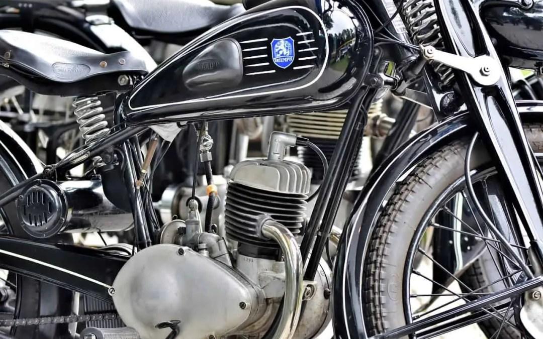 The U.K.'s Best Selling Motorbikes