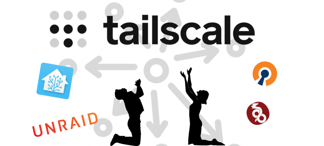 The Holy Grail Of Networking: Tailscale