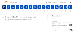 Cloudflare Success