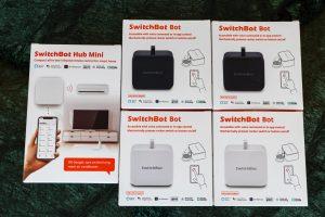 Switchbot Pack