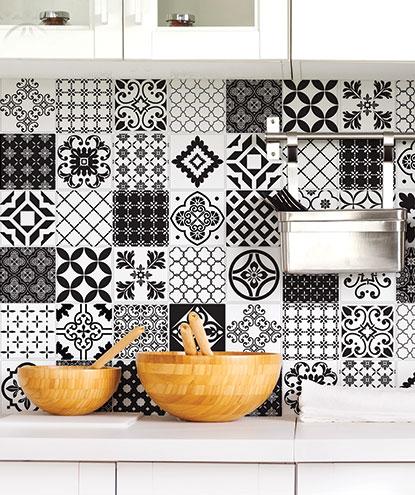Hexago Peel And Stick Tile Backsplash Online Shop The Smart Tiles