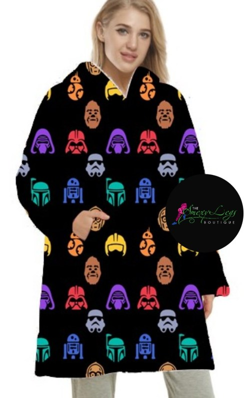 Star Wars Couch Hoodie