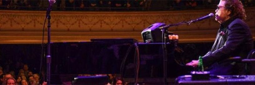 Ronnie Milsap at Piano