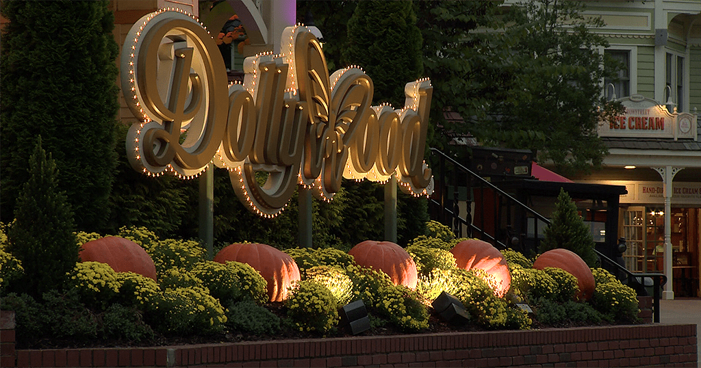 Dollywood's Harvest Festival will run through Oct. 31. Guests are encouraged to make reservations to secure an entry to the park (photo courtesy of Dollywood)