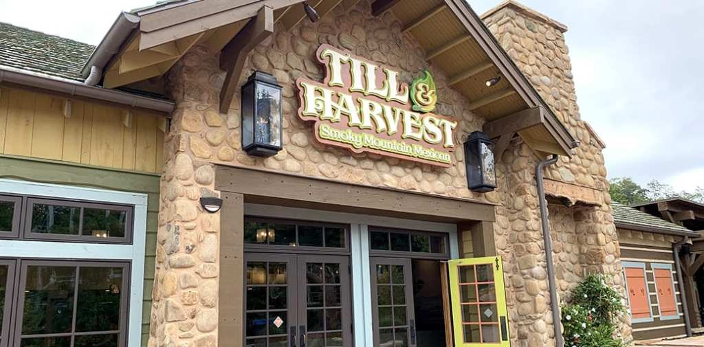 Till & Harvest serves up Smoky Mountain Mexican food (photo by Morgan Overholt/TheSmokies.com)