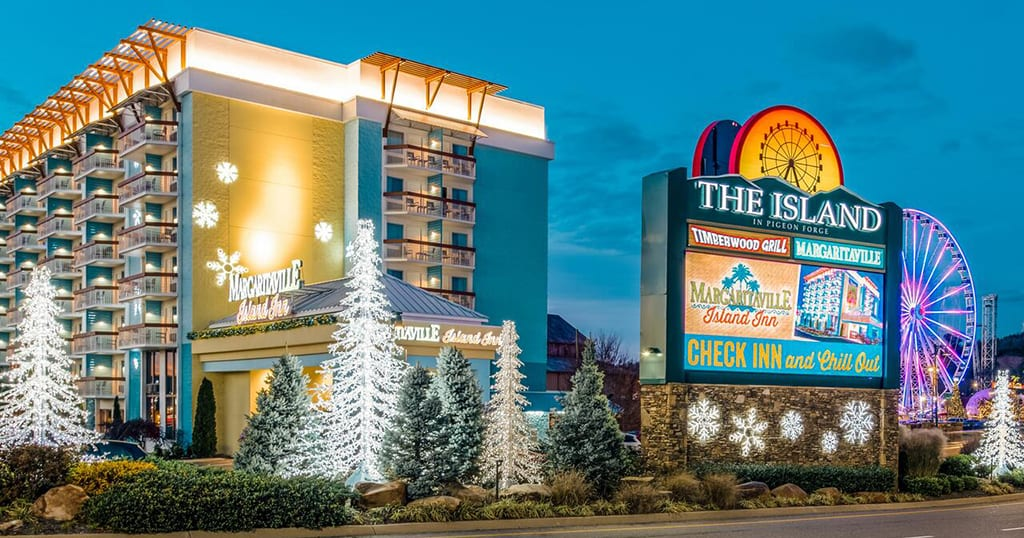 While this hotel lacks some of the higher-end amenities featured at the Margaritaville Island Hotel, this hotel is a little newer, features all the basics you and your family need for an enjoyable getaway while still enjoying the convenient Island location.