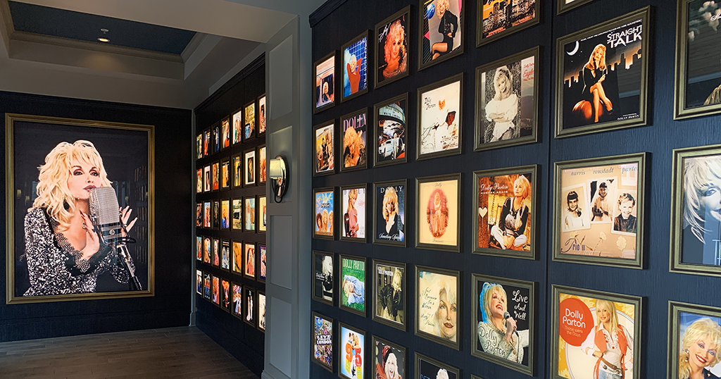 Dolly's Albums at DreamMore