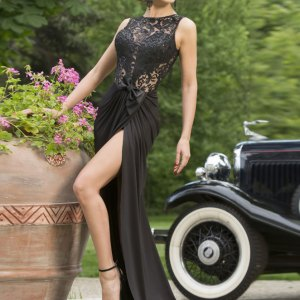 Maxi Dress With Slits