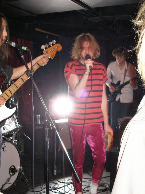 Ariel Pink at the Media Club photo