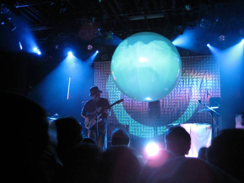 Animal Collective at the Commodore Ballroom photo