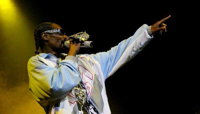 Snoop Dog at the Pacific Coliseum photo
