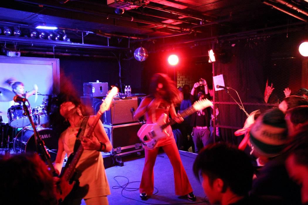 Shonen Knife concert photo