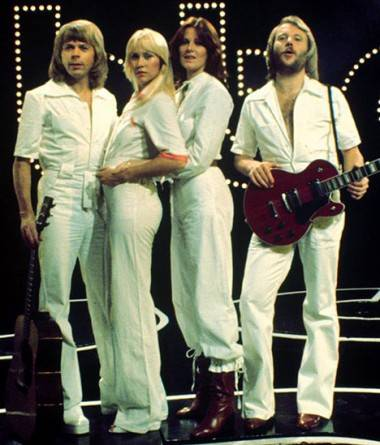 ABBA press photo