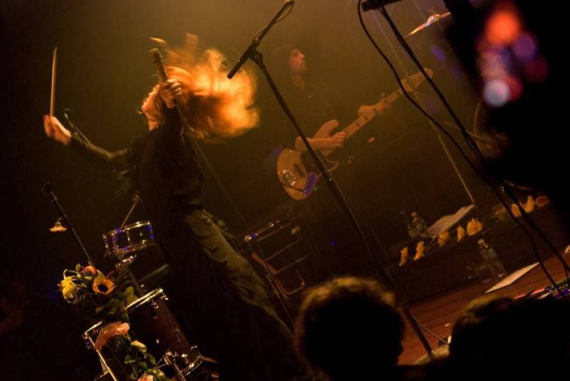 Florence and the Machine at the Mod Club, Toronto, Nphoto