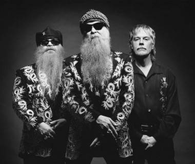 ZZ Top press photo