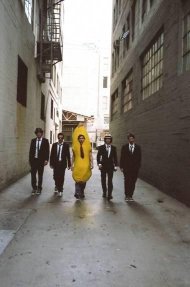 100 Monkeys band promo photo