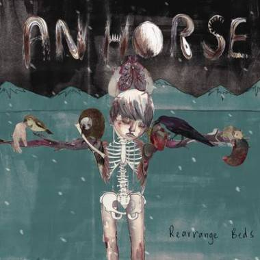 Album cover image - An Horse, Rearrange Beds