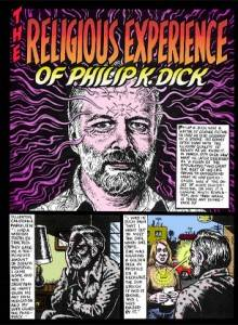 Philip K. Dick by Robert Crumb