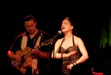Imelda May at the Commodore photo