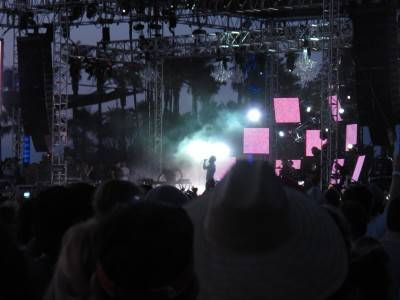 Passion Pit at Coachella