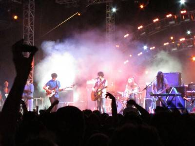 MGMT at Coachella 2010