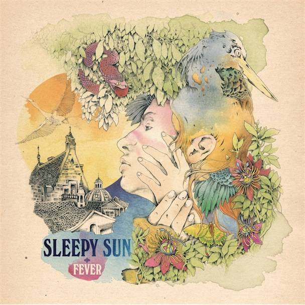 Sleepy Sun Fever cover art