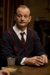 Bill Murray plays a funeral director in Get Low.