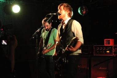 Ryan Dahle at the Biltmore Cabaret Vancouver