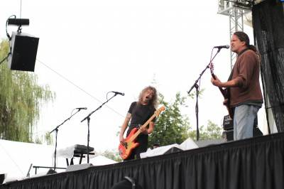 Meat Puppets at Bumbershoot, Seattle, Sept 6 2010. Robyn Hanson photo