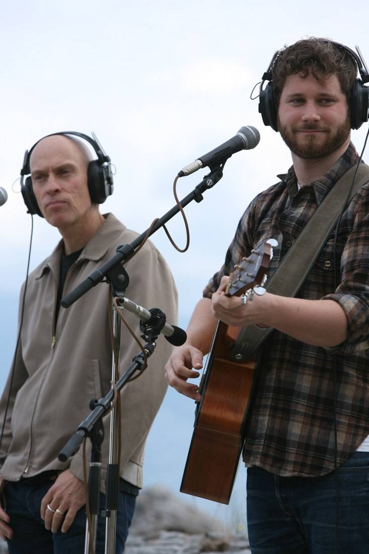 John Mann and Dan Mangan.